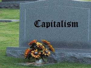 Capitalism tombstone