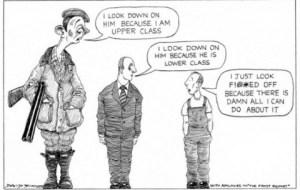 Social Stagnation