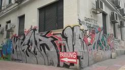 Athens Grafitti 1